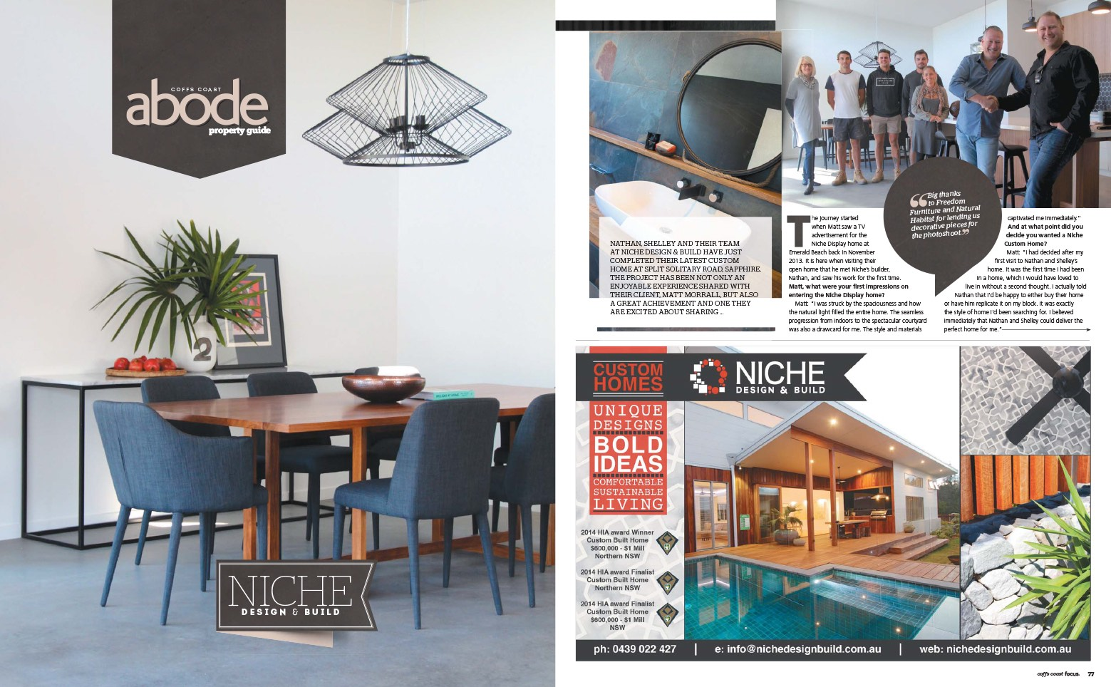 Home Of The Month Focus Magazine June 2015